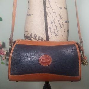 Dooney & Bourke Leather Crossbod Bag